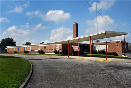 Exterior of Northwood School
