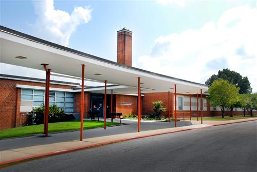Exterior of Southwood Elementary