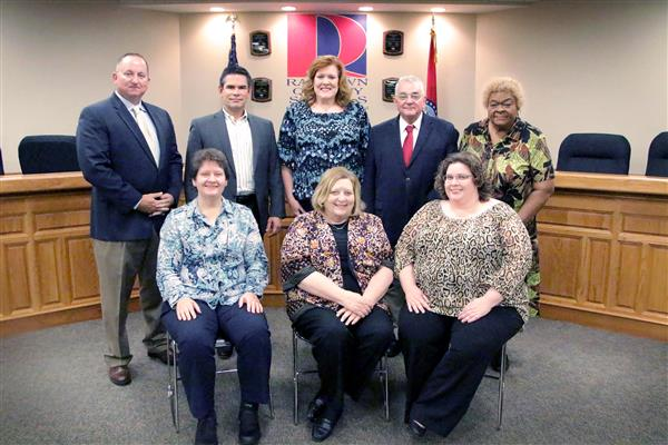 School Board Recognition Week February 11-15, 2019