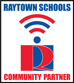 Raytown Community Wi-Fi Partner logo